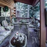 Cabin, 4 Bedrooms, Hot Tub, View - Serambi