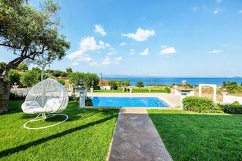 ภาพ Villa D'Oro - Luxury Villas & Suites ใน คาสซันดรา