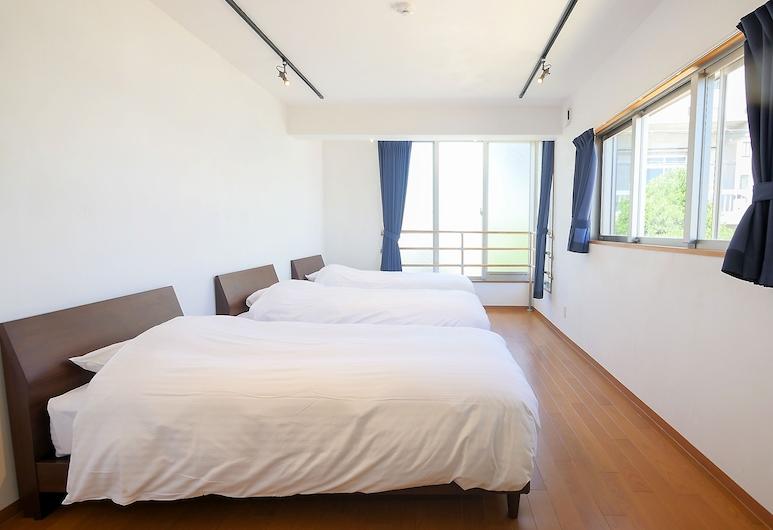 MIYAKOJIMA TERRACE HOUSE, Miyako-jima, Appartement, Chambre