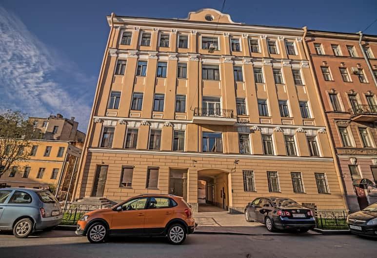 Мини-отель Sunlight House Spb, Санкт-Петербург, Вход в объект размещения