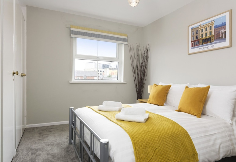 Salisbury Street Apartments, Belfast, Værelse