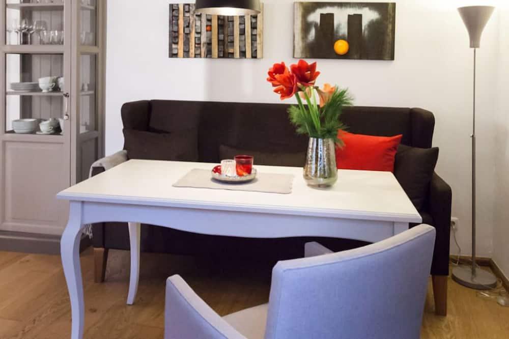 Apart Daire, 2 Yatak Odası (incl. 48€ cleaning fee) - Oturma Alanı
