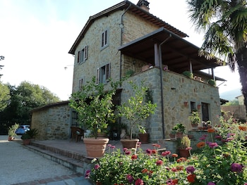 Selline näeb välja Casa Dina, Cortona
