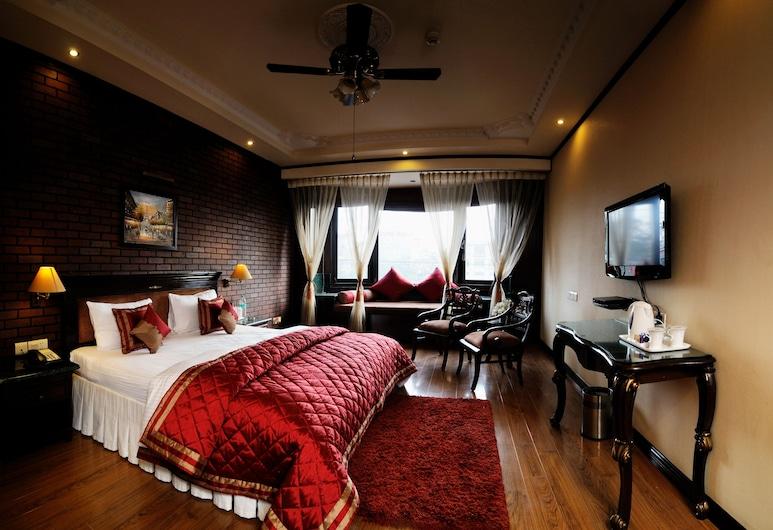 Hotel Diplomat Residency, Yeni Delhi, Family Süit, Oda