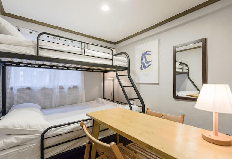 Victoria Lodge, Seoul, Deluxe trippelrum, Gästrum