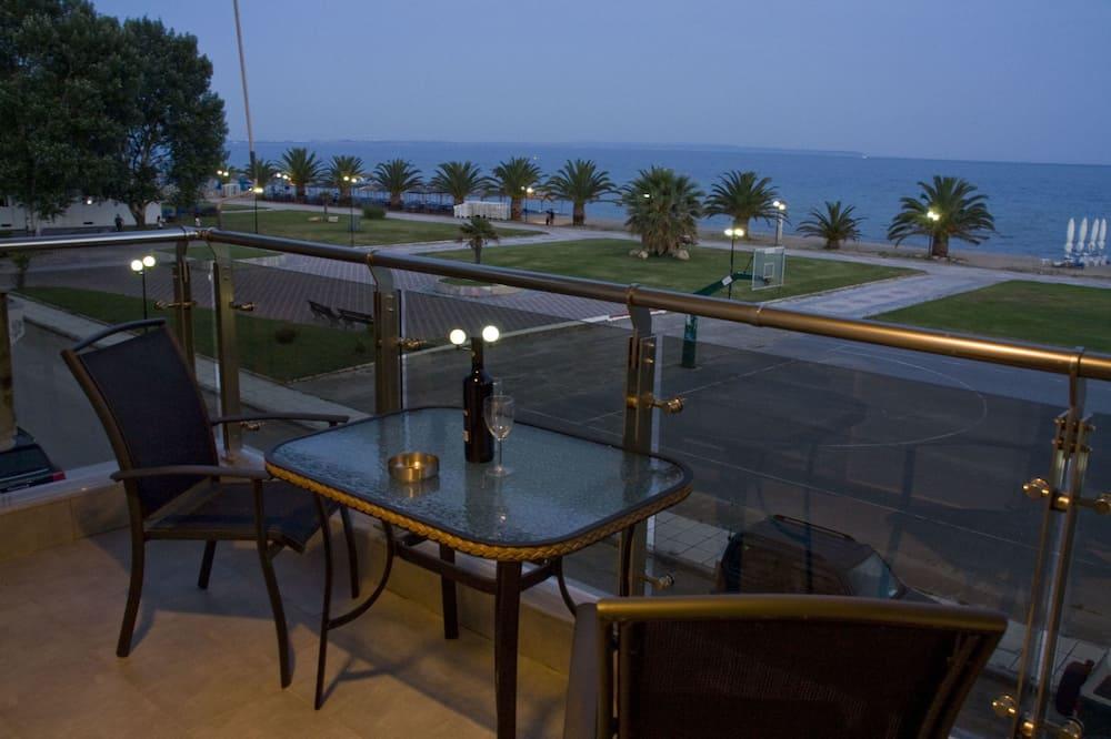 Departamento, 1 habitación, vista al mar - Vista a la playa o el mar