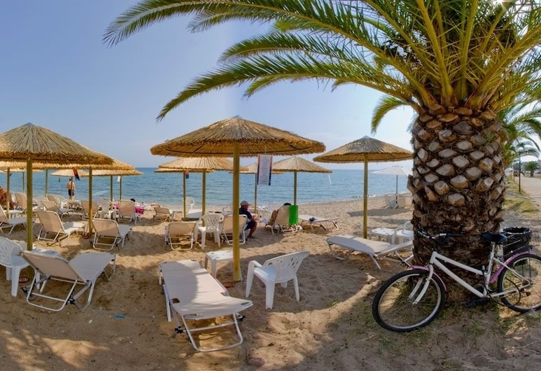 Hotel Horizontas, Nea Propontida, חוף ים