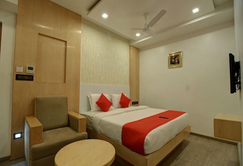 OYO 14031 Vinayak In, Coimbatore, Chambre Double ou avec lits jumeaux, Chambre