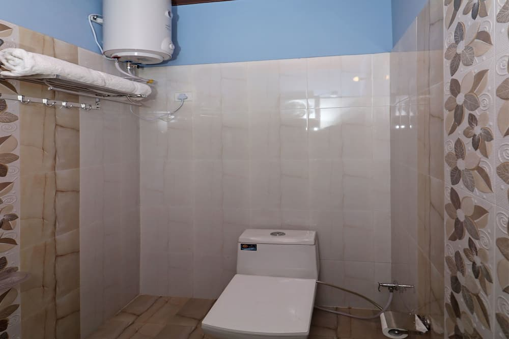 Habitación doble, 1 cama doble - Cuarto de baño