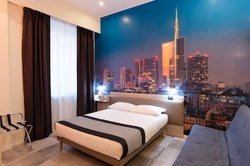 Milano bölgesindeki Apart Hotel Porta Nuova resmi
