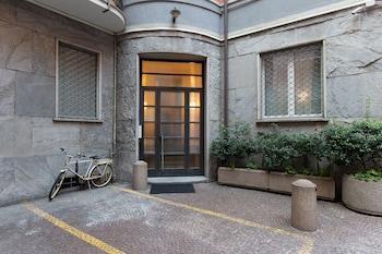 Obrázek hotelu Apart Hotel Porta Nuova ve městě Milán