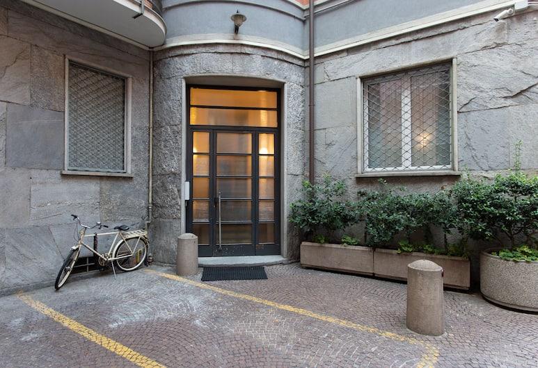 Apart Hotel Porta Nuova, Milano, Dış Mekân