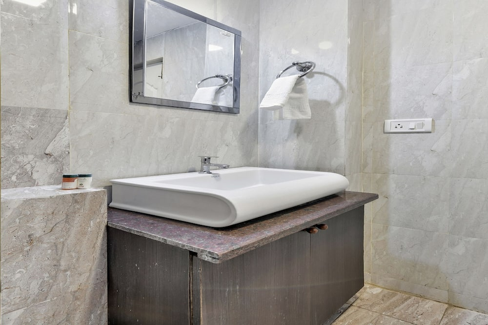 雙人或雙床房 - 浴室洗手盤