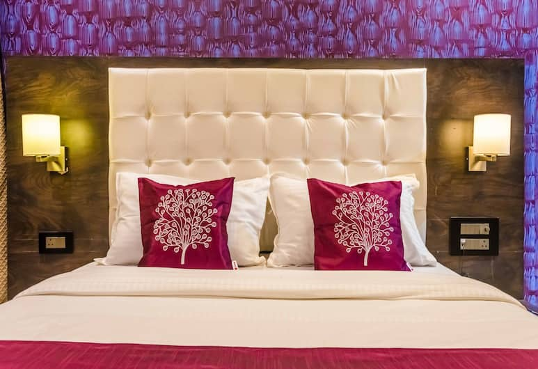 OYO 6719 Atlas Grand Hotel, Mumbai, Dvokrevetna soba, Soba za goste