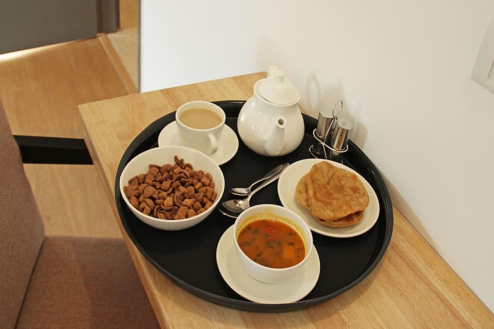 Δίκλινο Δωμάτιο (Double ή Twin) - Room Service - Γεύματα