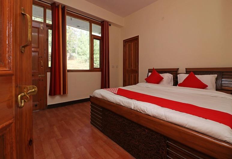 OYO 13316 Home Mountain View 1 BHK Mashobra, Shimla, Doppel- oder Zweibettzimmer, Zimmer