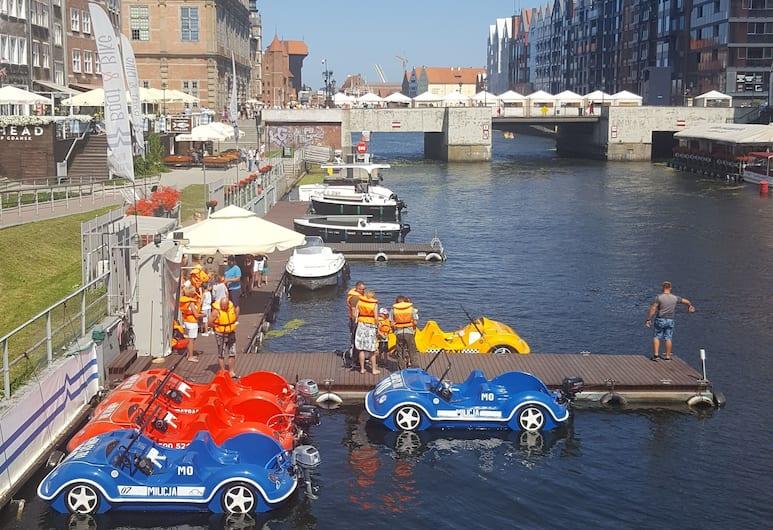 Patio Apartamenty, Gdansk, Boating