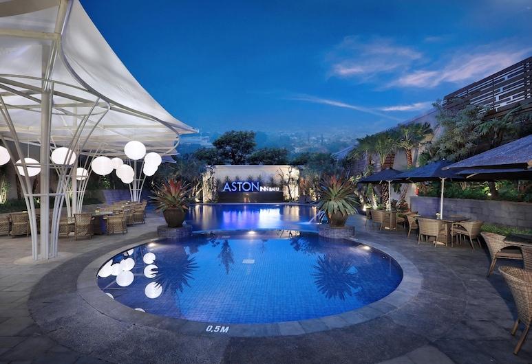 巴圖阿斯頓旅館, 巴圖, 室外泳池
