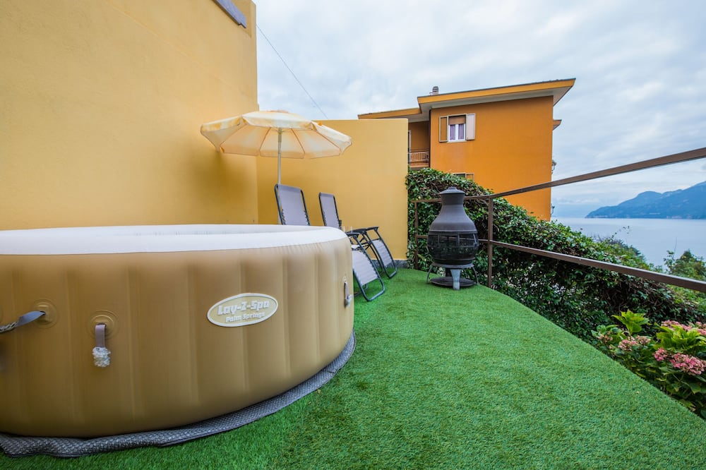 Luxury Apartment, Non Smoking, Lake View - Private spa tub
