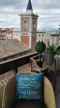 Fotografia do Studio in Sevilla, With Wonderful City View, Terrace and Wifi em Sevilha