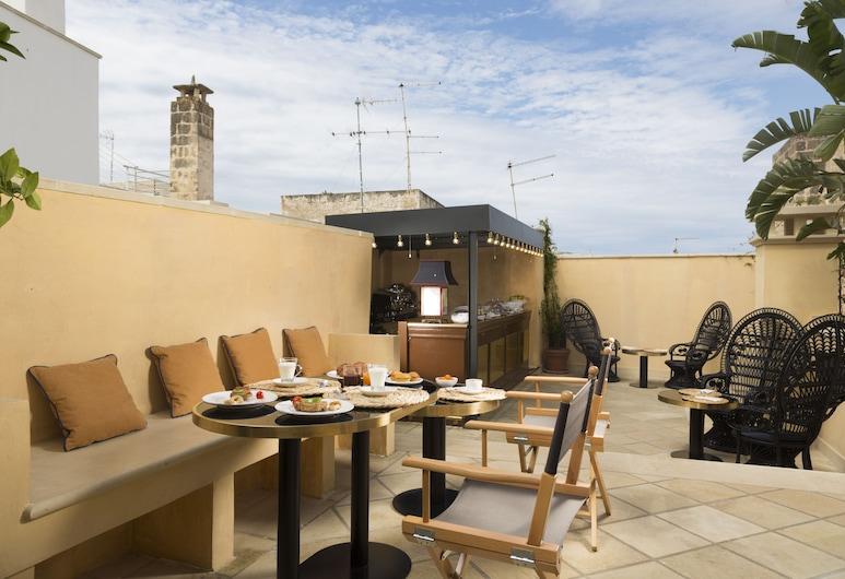 Palazzo Presta, Gallipoli, Terraza o patio