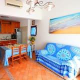 Nhà Duplex phong cách lãng mạn, Hiên, Quang cảnh biển - Khu phòng khách