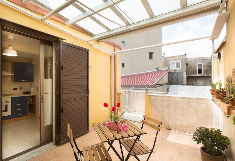 Pura Vida Barocca, Ragusa, Habitación doble, Terraza o patio