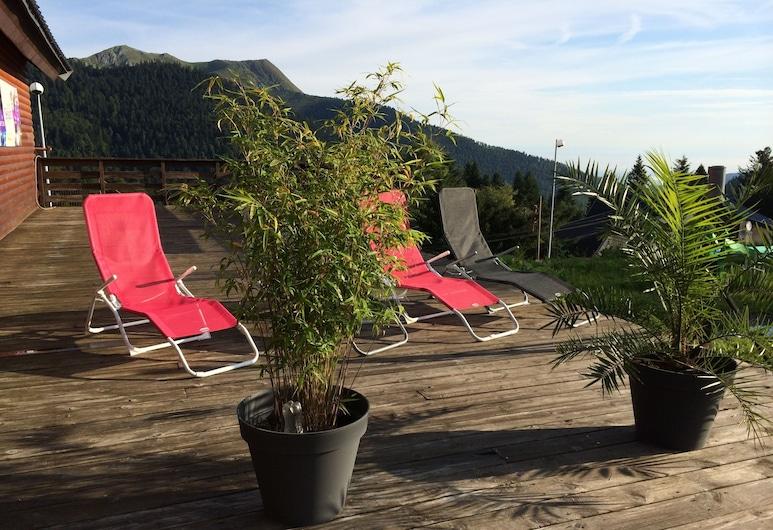 Le Tuc de l'Etang, Boutx, Terrace/Patio