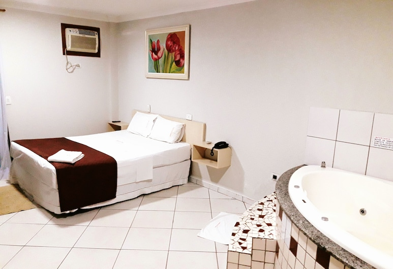 Londres Royal Hotel, Londrina, Suite Premium , Guest Room