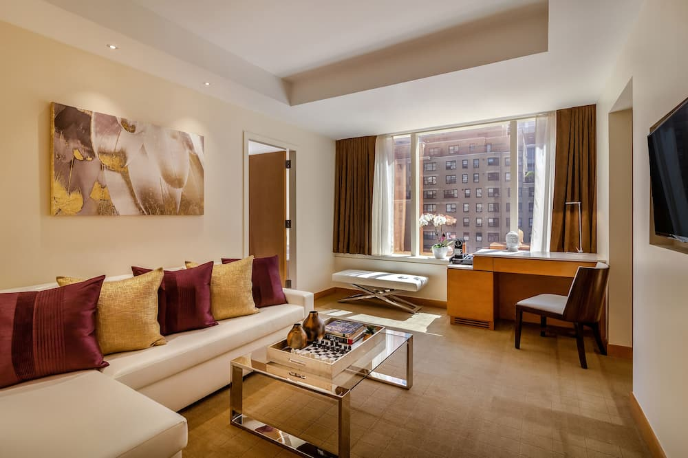 Apartmá typu Deluxe, 1 ložnice - Obývací pokoj