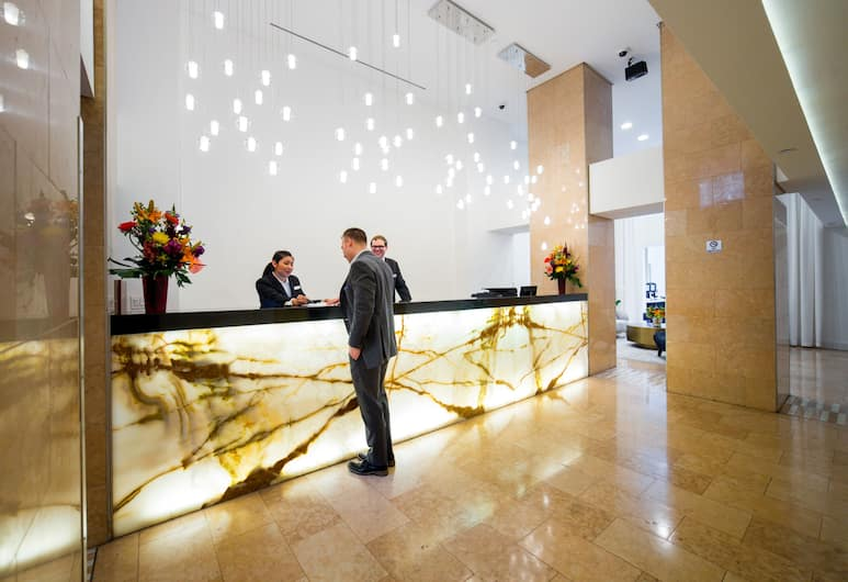 Concorde Hotel New York, New York, Reception