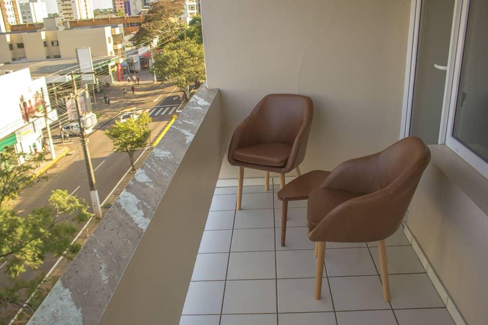 غرفة سوبيريور - بشرفة - شُرفة