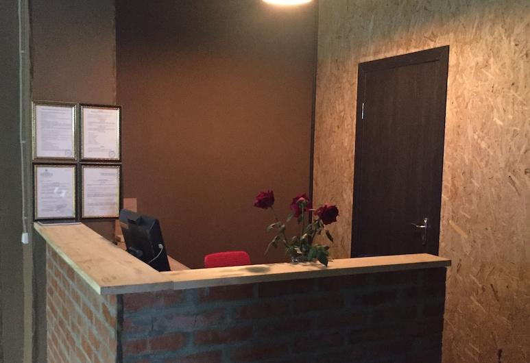 The Secret Place Hostel, Moskau, Lobby