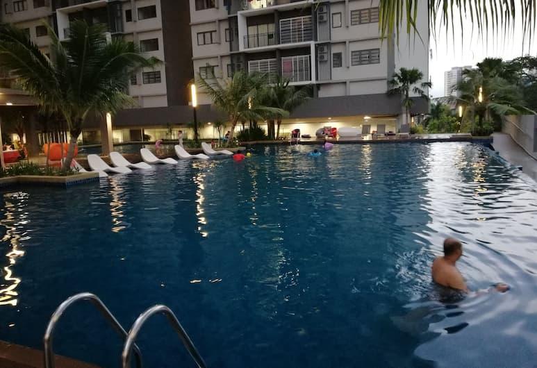 KL Refreshing Homestay, Kuala Lumpur, Outdoor Pool