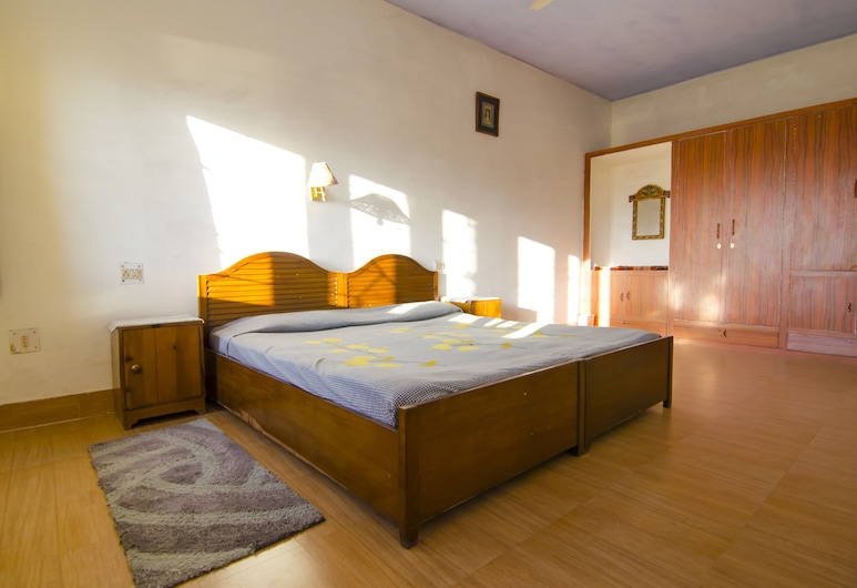 Open View Estate, Ranikhet, Deluxe bungalow, Uitzicht vanaf kamer