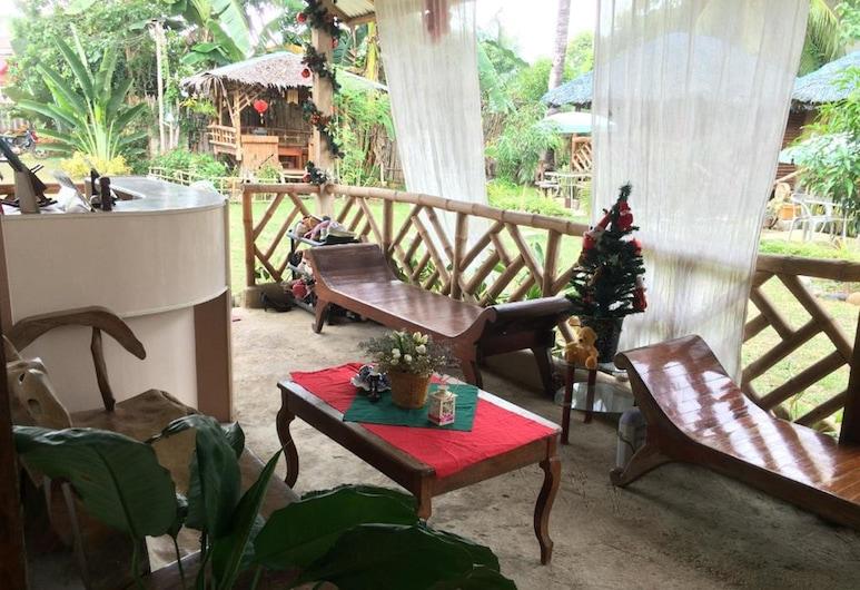 Villa Travelista, Puerto Princesa, Lobby Sitting Area