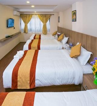 Bild vom Sakura Boutique Hotel in Katmandu