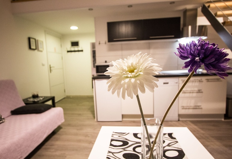 Downtown Apartments Pula, Pula, Premium-Maisonette, Zimmer