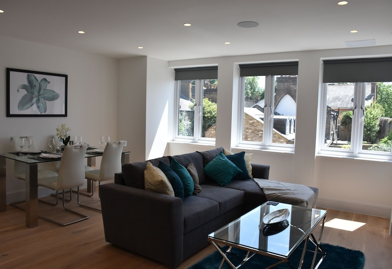 Northside Apartments Ealing, Londyn