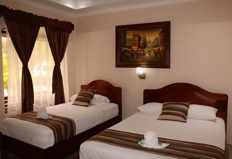 Hotel Sueño Real Rio Celeste, קאטירה, וילה משפחתית, חדר שינה אחד, מטבחון, מטבח בחדר