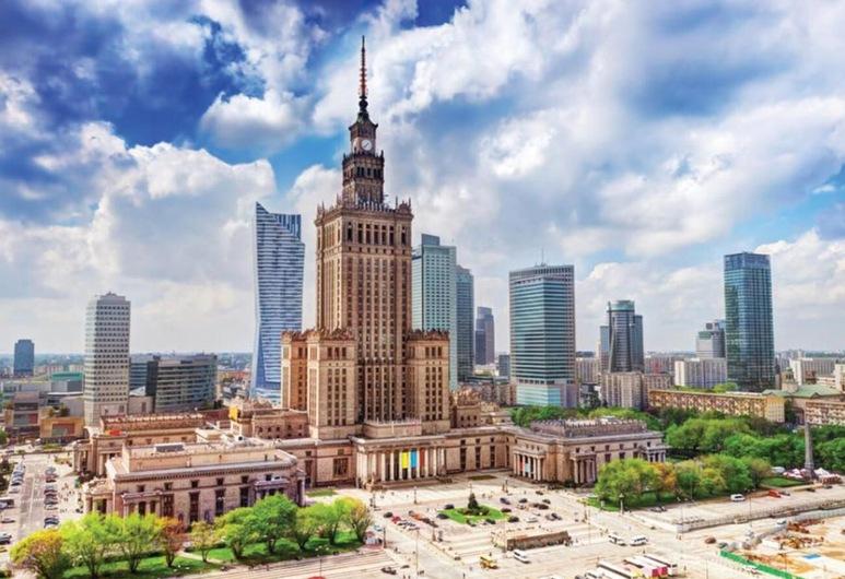 Apartment in Center of Warsaw, Βαρσοβία, Εξωτερικός χώρος
