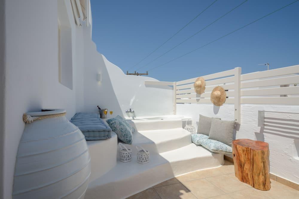 Suite, Hot Tub - Terrace/Patio