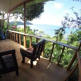 Deluxe Quadruple Room, Multiple Beds, Beach View, Oceanfront - Balcony