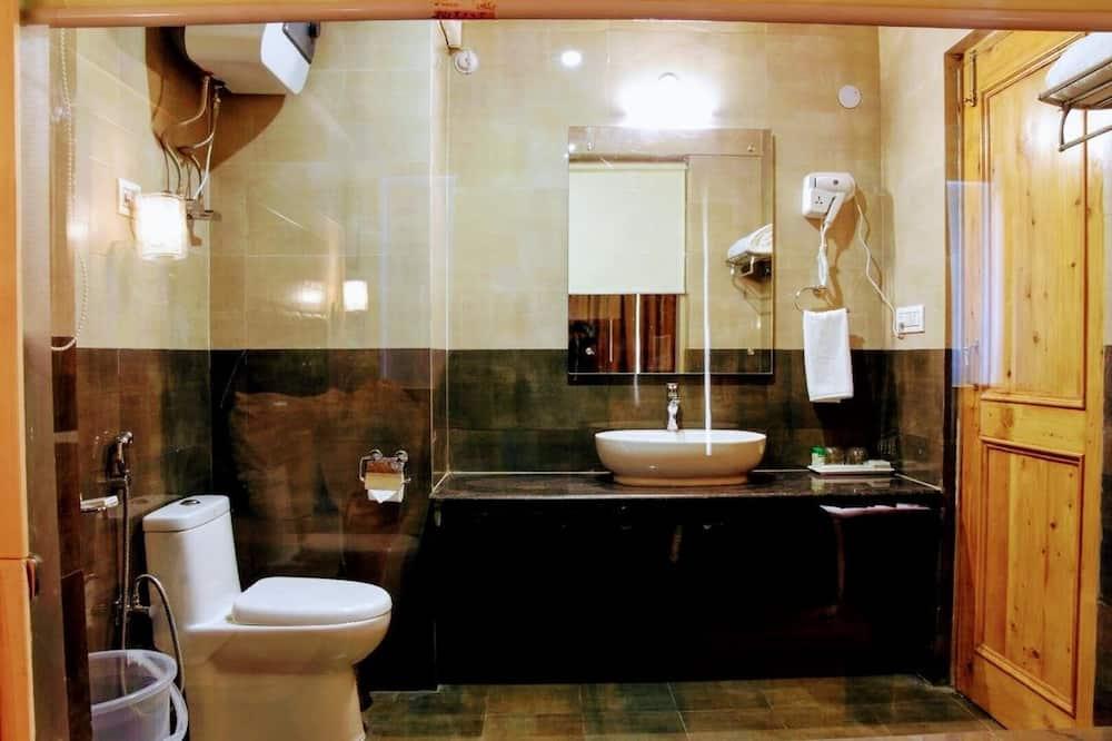 Superior - kahden hengen huone, Näköala laaksoon - Kylpyhuone
