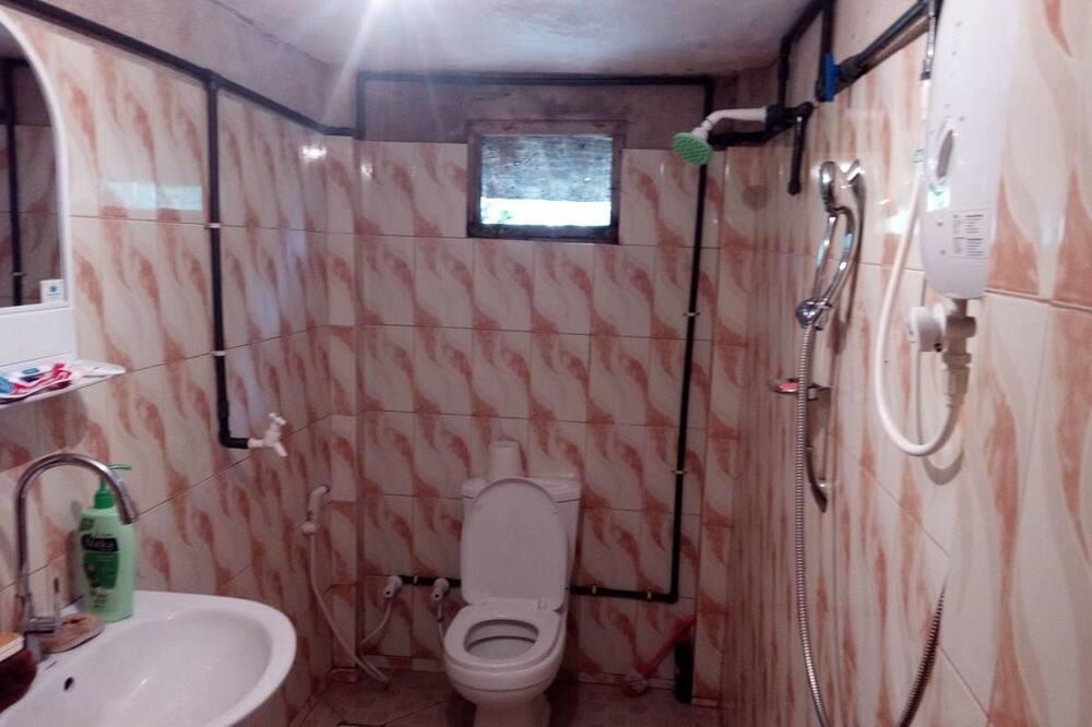 Коттедж базового типа, 3 спальни - Ванная комната