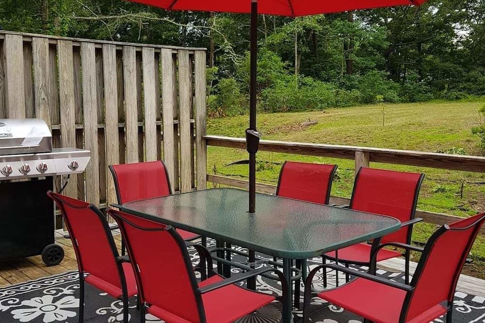 Standard House, 2 Bedrooms, Garden View - Terrace/Patio