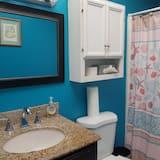 Standard House, 2 Bedrooms, Garden View - Bathroom