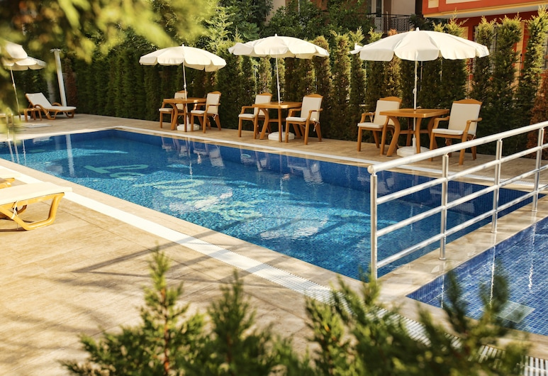 Niss Business Hotel, Konyaaltı, Außenpool