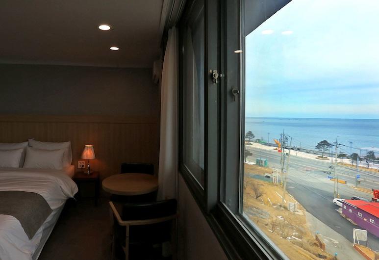 Sea Stay Hotel, Yangyang, Chambre Double Standard, Vue depuis la chambre