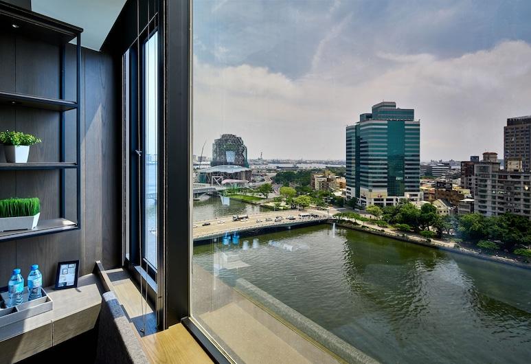 鈞怡大飯店, 高雄市, 尊爵套房, 飯店景觀